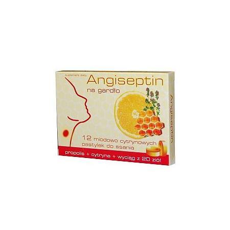 Angiseptin, pastylki do ssania marki Arrow - zdjęcie nr 1 - Bangla