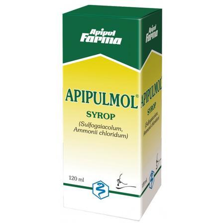 Apipulmol syrop marki Apipol Farma - zdjęcie nr 1 - Bangla