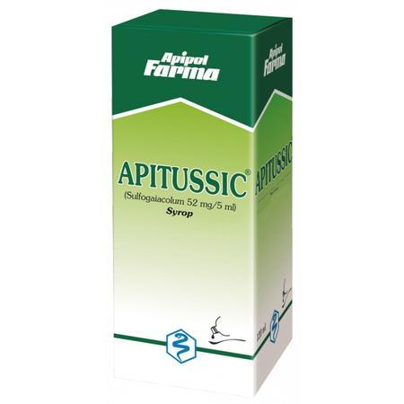 Apitussic, syrop marki Apipol Farma - zdjęcie nr 1 - Bangla