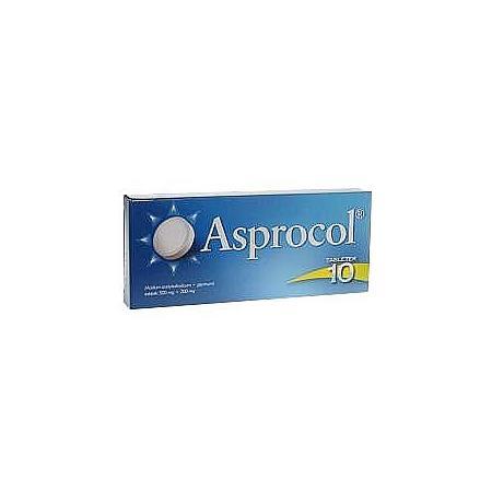 Asprocol, tabletki marki ICN Polfa - zdjęcie nr 1 - Bangla