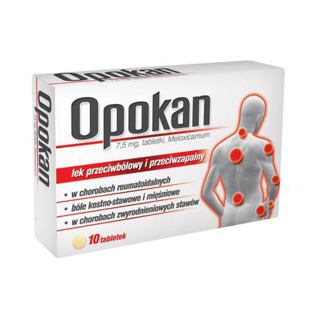 Opokan, tabletki marki Aflofarm - zdjęcie nr 1 - Bangla