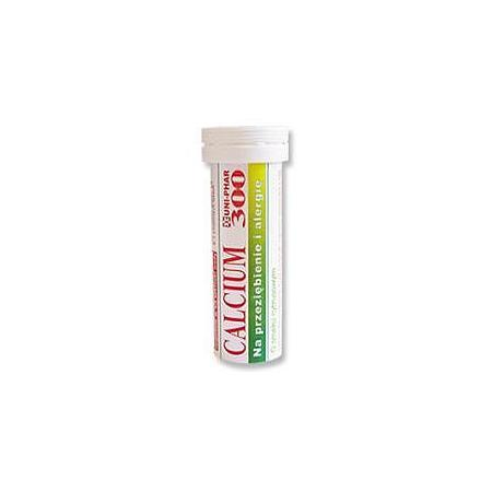 Calcium 300 mg, tabletki musujące, różne smaki marki Uniphar - zdjęcie nr 1 - Bangla