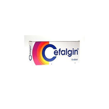 Cefalgin, tabletki marki Polfa Pabianice - zdjęcie nr 1 - Bangla