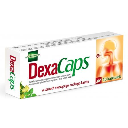 DexaCaps, kapsułki twarde marki Herbapol Lublin - zdjęcie nr 1 - Bangla