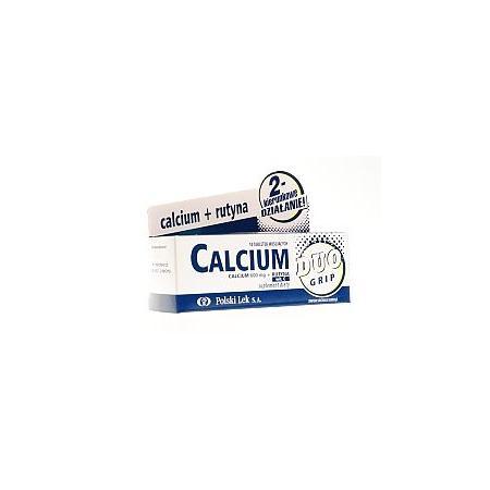 Duo Grip Calcium + Rutyna + Witamina C, tabletki musujące marki Polski Lek - zdjęcie nr 1 - Bangla