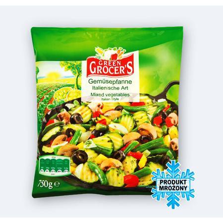 Warzywa na patelnię Green Grocer's - różne rodzaje marki Lidl - zdjęcie nr 1 - Bangla
