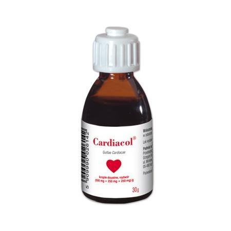 Cardiacol, krople marki Gemi - zdjęcie nr 1 - Bangla