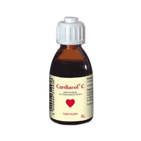 Cardiacol C, krople marki Gemi - zdjęcie nr 1 - Bangla