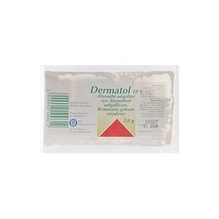 Dermatol, proszek marki Hasco-Lek - zdjęcie nr 1 - Bangla