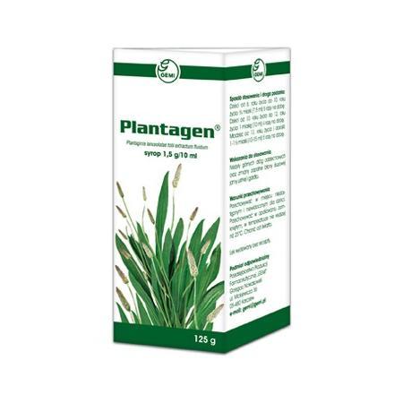 Plantagen, syrop marki Gemi - zdjęcie nr 1 - Bangla