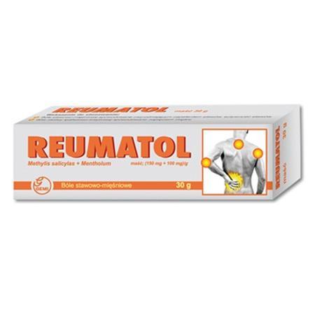Reumatol, maść marki Gemi - zdjęcie nr 1 - Bangla