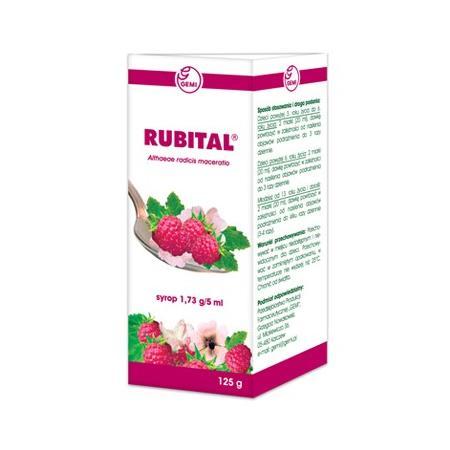 Rubital, syrop marki Gemi - zdjęcie nr 1 - Bangla