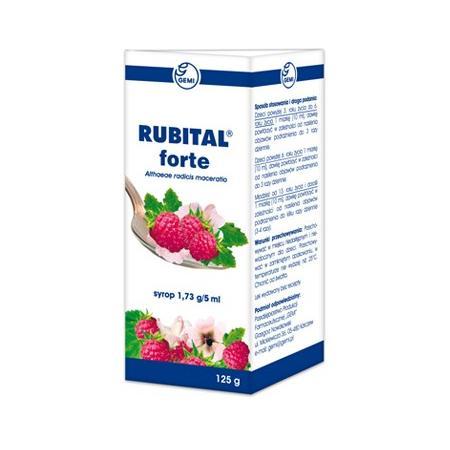 Rubital Forte, syrop marki Gemi - zdjęcie nr 1 - Bangla