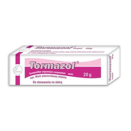 Tormazol, maść marki Gemi - zdjęcie nr 1 - Bangla