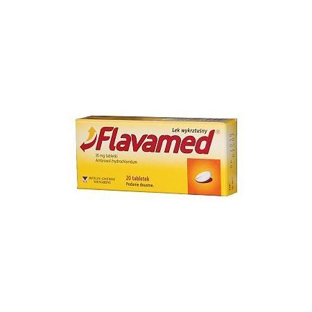 Flavamed, 30 mg tabletki marki Berlin Chemie AG - zdjęcie nr 1 - Bangla