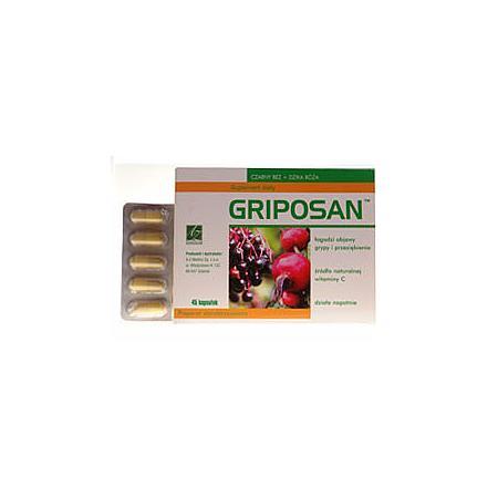 GripoSan, kapsułki marki AZ Medica - zdjęcie nr 1 - Bangla