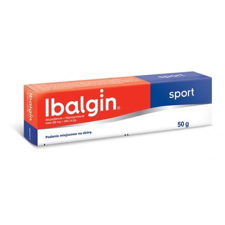 Ibalgin Sport, krem marki Zentiva - zdjęcie nr 1 - Bangla