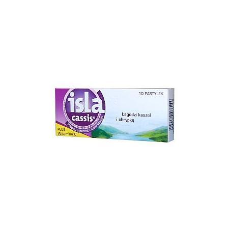 Isla, pastylki do ssania, różne smaki marki Engelhard Arzneimitte - zdjęcie nr 1 - Bangla
