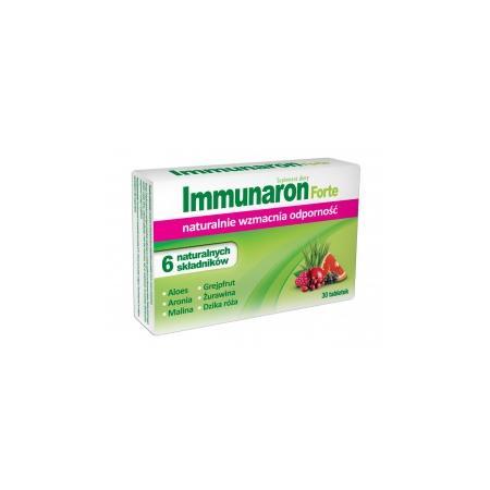 Immunaron Forte, tabletki marki Aflofarm - zdjęcie nr 1 - Bangla