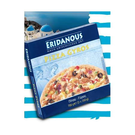 Eridanous Pizza Gyros marki Lidl - zdjęcie nr 1 - Bangla