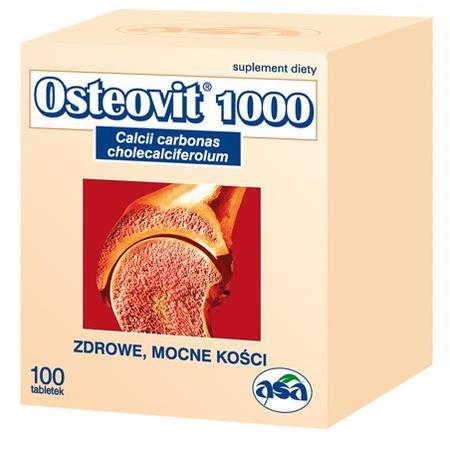 Osteovit 1000 marki Asa - zdjęcie nr 1 - Bangla