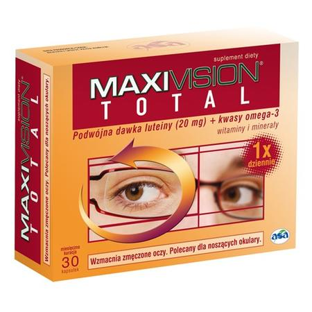 MaxiVision Total marki Asa - zdjęcie nr 1 - Bangla