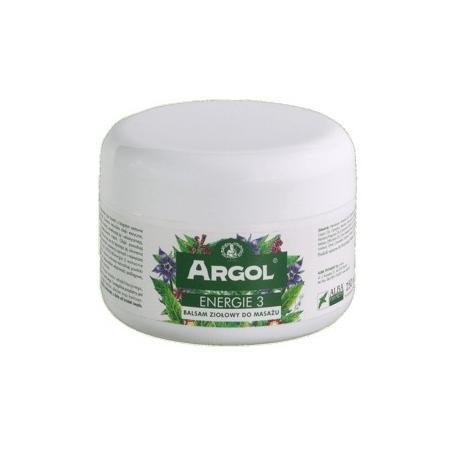 Argol Energie 3, Balsam do masażu marki Alba Thyment - zdjęcie nr 1 - Bangla