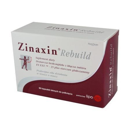 Zinaxin Rebuild marki Ferrosan - zdjęcie nr 1 - Bangla