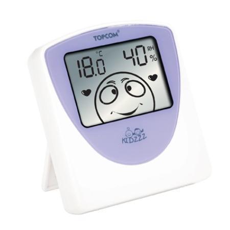Baby Comfort Indicator 100, Pokojowy monitor warunków otoczenia marki Topcom Kidzzz - zdjęcie nr 1 - Bangla