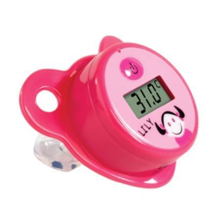 Baby Soother Thermometer 100 lub 110, termometr w smoczku marki Topcom Kidzzz - zdjęcie nr 1 - Bangla