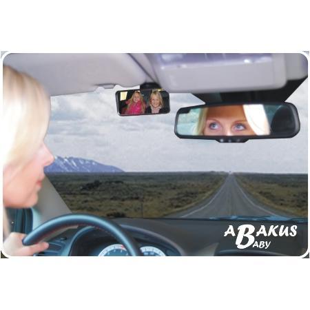 Lusterko samochodowe do obserwacji dziecka marki Abakus Baby - zdjęcie nr 1 - Bangla
