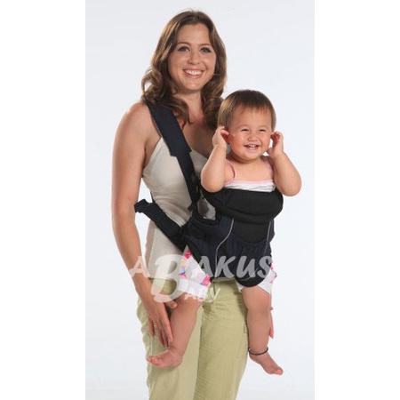 Nosidelko z kieszonką dwupozycyjne, BB001 marki Abakus Baby - zdjęcie nr 1 - Bangla