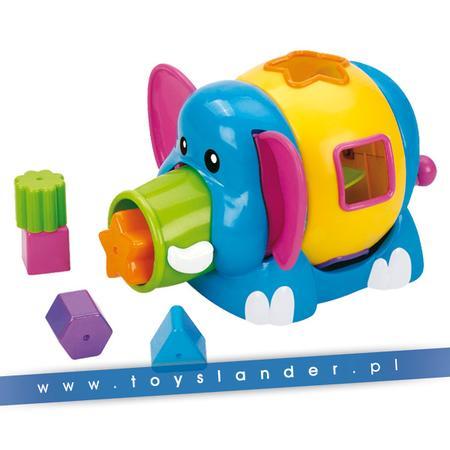 Przyjaciel Słonik marki Toys Lander - zdjęcie nr 1 - Bangla