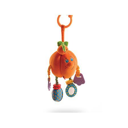 Przyjaciel Owoc, Ozzie Orange, Pomarańcza marki Tiny Smarts - zdjęcie nr 1 - Bangla