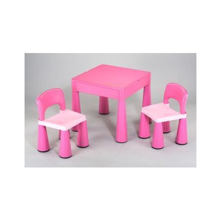 Zestaw Mamut Stolik + 2 krzesełka marki Tega - zdjęcie nr 1 - Bangla