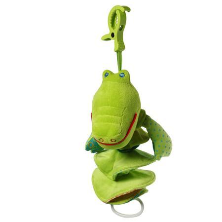 Pozytywka z klipsem, Krokodyl, 1114 marki Baby Ono - zdjęcie nr 1 - Bangla