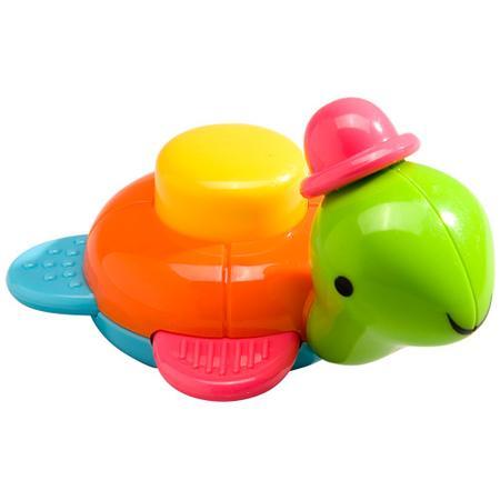 Grzechotka żółwik, 674 marki Baby Ono - zdjęcie nr 1 - Bangla