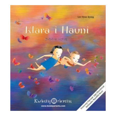 Klara i Hauni - bajka koreańska marki Wydawnictwo Kwiaty Orientu - zdjęcie nr 1 - Bangla