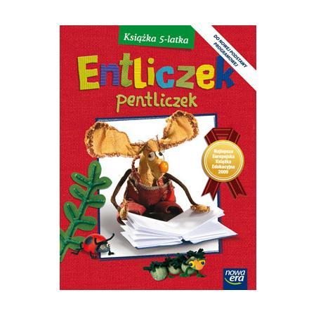 Entliczek Pentliczek - książka pięciolatka marki Wydawnictwo Nowa Era - zdjęcie nr 1 - Bangla