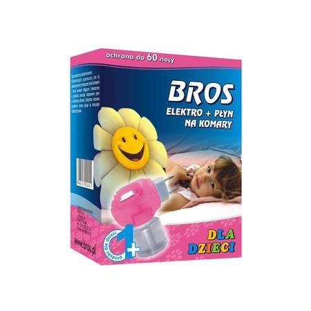 Elektro + płyn na komary dla dzieci marki Bros - zdjęcie nr 1 - Bangla