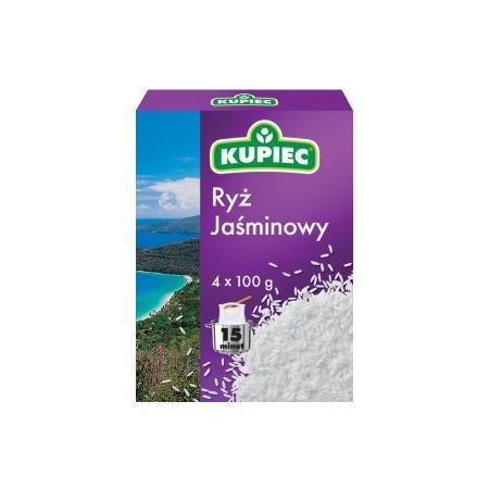 Ryż Jaśminowy marki Kupiec - zdjęcie nr 1 - Bangla
