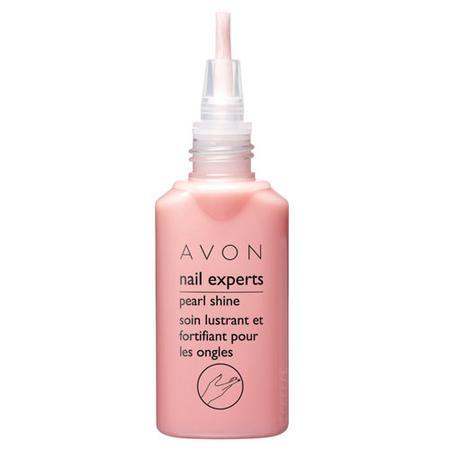 Nail Experts, Pearl Shine, Perłowa kuracja do paznokci marki Avon - zdjęcie nr 1 - Bangla