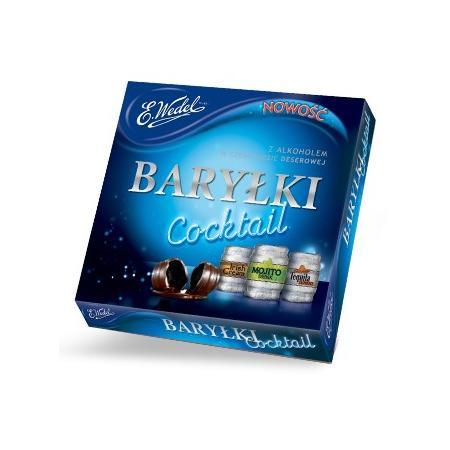 Baryłki Cocktail marki Wedel - zdjęcie nr 1 - Bangla