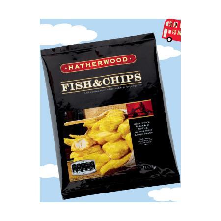 Fish & Chips marki Lidl - zdjęcie nr 1 - Bangla