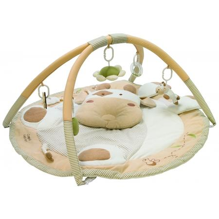 Mata do zabawy z poduszką Mleczna kraina, 2/290 marki Canpol babies - zdjęcie nr 1 - Bangla