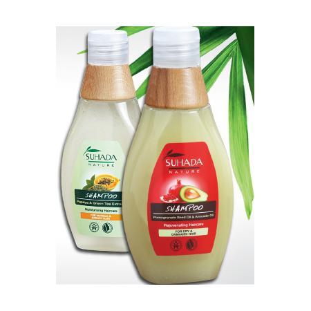 Suhada Nature szampon - różne rodzaje marki Lidl - zdjęcie nr 1 - Bangla