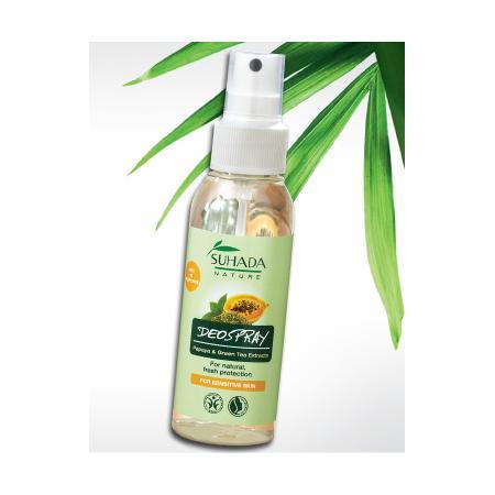 Suhada Nature dezodorant naturalny marki Lidl - zdjęcie nr 1 - Bangla