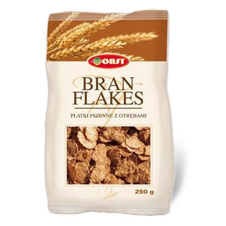 Bran Flakes, Płatki pszenne z otrębami marki Obst - zdjęcie nr 1 - Bangla