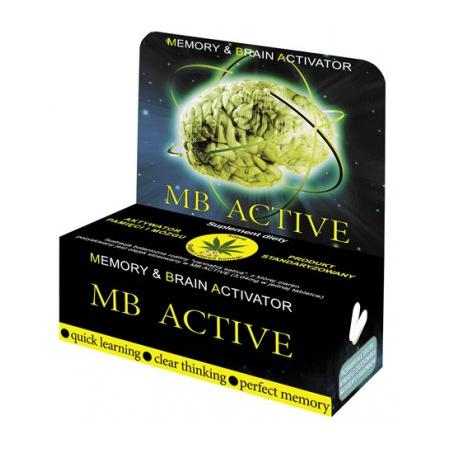 MB Active, tabletki marki Uniphar - zdjęcie nr 1 - Bangla