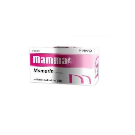 Mamma, Mamarin marki Pharmacy Laboratories - zdjęcie nr 1 - Bangla